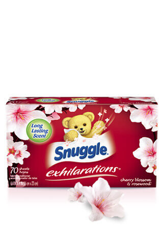 Snuggle® Exhilarations® Cherry Blossom & Rosewood®