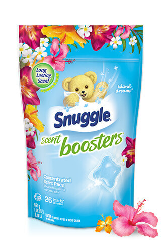 Snuggle® Exhilarations® Island Dreams® Pacs Scent Boosters