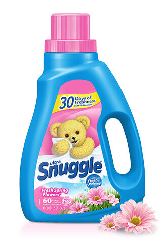 Snuggle® Ultra™ Fresh Spring Flowers®