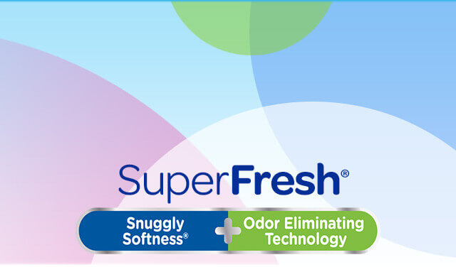 Snuggle® SuperFresh®