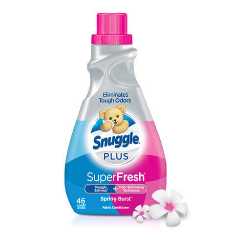 Snuggle® SuperFresh® Spring Burst®