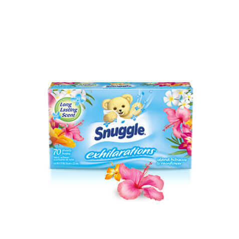 Snuggle® Exhilarations® Island Hibiscus & Rainflower®