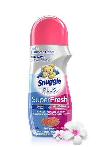 Snuggle® SuperFresh® Spring Burst® Freshness Boosters