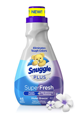 Snuggle® SuperFresh® Violet Breeze™