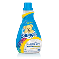 Snuggle® SuperCare™ Lilies and Linen Liquid Fabric Softeners