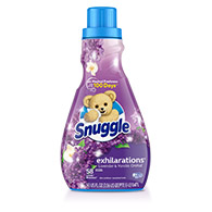 Snuggle® Exhilarations® Lavender & Vanilla Orchid® Fabric Softener