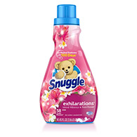 Snuggle® Exhilarations® Island Hibiscus & Rainflower® Fabric Softener
