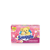 Snuggle® Exhilarations® Island Hibiscus & Rainflower® Dryer Sheets