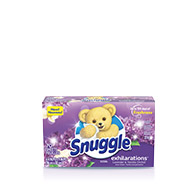 Snuggle® Exhilarations® Lavender & Vanilla Orchid® Dryer Sheets