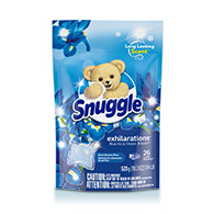 Snuggle® Exhilarations® Blue Iris & Ocean Breeze® Scent Booster Pacs
