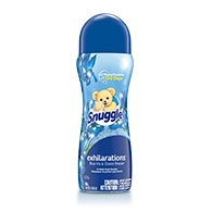 Snuggle® Exhilarations® Blue Iris & Ocean Breeze® Scent Booster