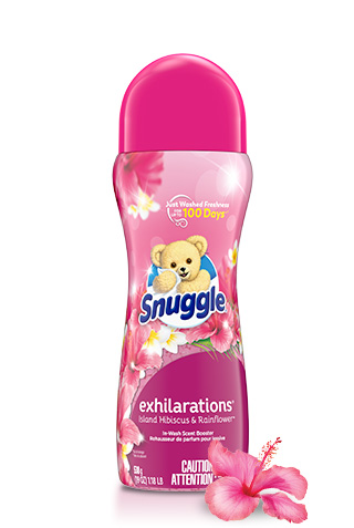 Snuggle® Exhilarations® Island Hibiscus & Rainflower® Scent Booster